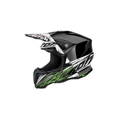 airoh motocross helmets uk airoh twist motocross helmet spot gloss black motorcycle