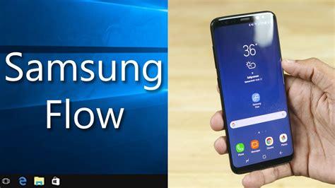 unlock pc w galaxy phone s fingerprint scanner samsung flow