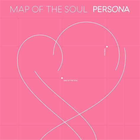 bts reveal artwork tracklist  map   soul persona