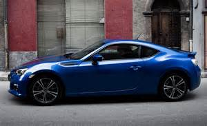 Subaru Brz Limited Car And Driver