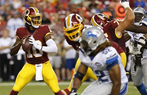 2015 robert griffin iii washington redskins redskins 2015 season preview are they better than last year