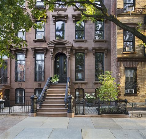 Part VII: The Brownstone Facade Gets a Facelift   Curbed