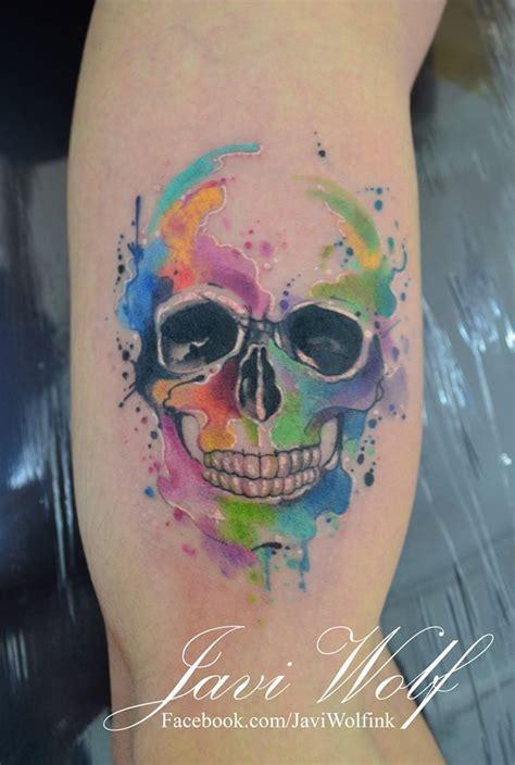imagenes tatuajes acuarela incre 237 ble tatuajes de acuarela que vas a querer hacerte