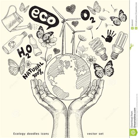 doodle earth 26 best images about eco friendly doodle on