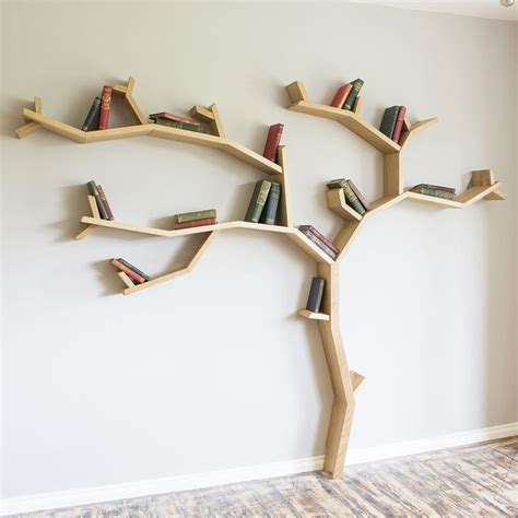 best 25 tree shelf ideas on tree bookshelf