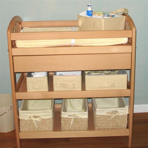 Organize Changing Table The Organized Nursery Hgtv