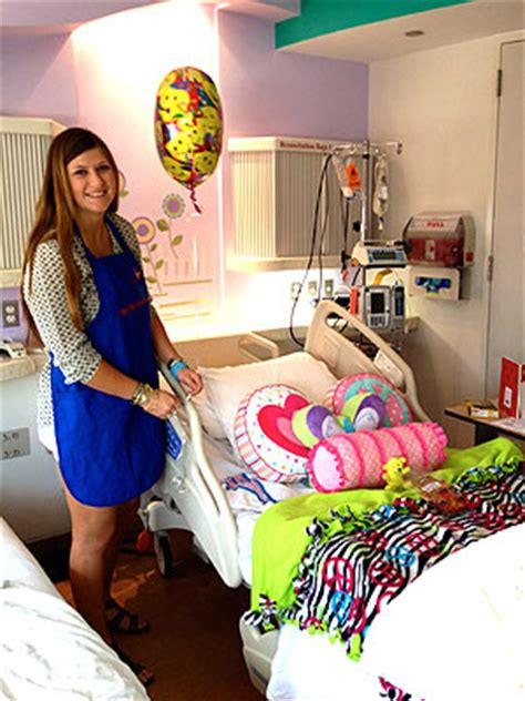 decorate a hospital room texas mother and daughter make hospital rooms feel like