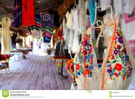 Handcrafts Unlimited - handcrafts market in mexico morelos stock