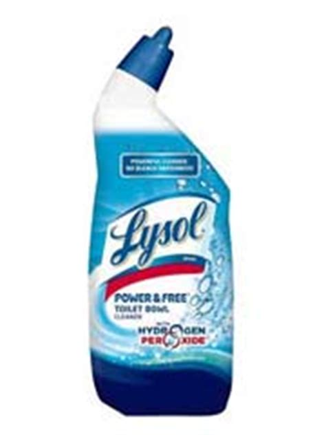 lysol power and free bathroom cleaner amazon com lysol power and free toilet and bath wipes 35