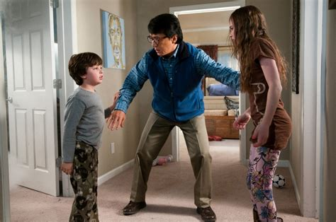 Spying On The Next Door by The Next Door Dvd With Jackie Chan A Family