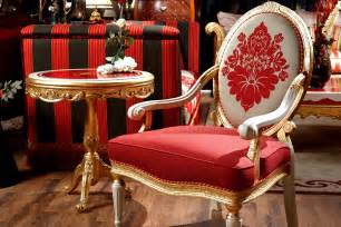 Damask Chaise Luxury Furniture Brands Sofa Design Luxury Italian