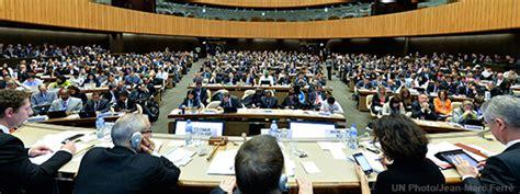 cambiamenti testo cambiamenti climatici la conferenza onu approva il testo base