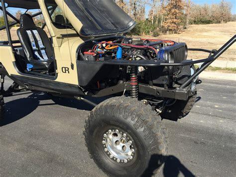 jeep yj rock crawler 1992 jeep wrangler yj custom rock crawler