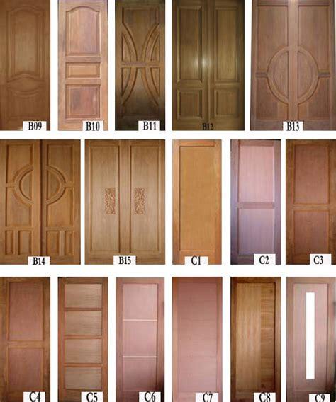 New Pintu Ptd273 Kayu Bengkirai jasa pembuatan pintu kayu terpercaya mbarepjati