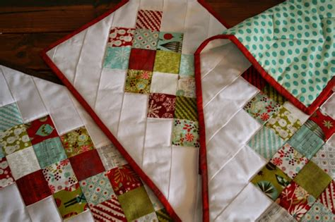 fly away quilts table runner pattern