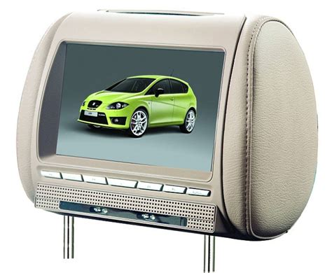 Tv 5 6 Inch Headrest Tv Mobil wholesale 8 inch 8 5 inch car headrest dvd player with hd lcd headrest monitor with tv fm