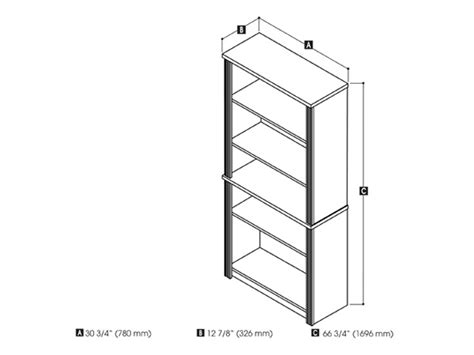 slimline modular bookcase smart furniture smart furniture