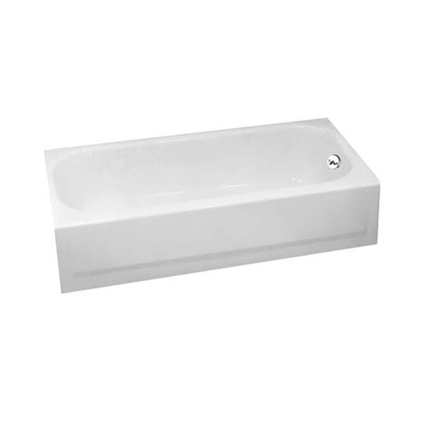 briggs pendant white porcelain enamel rectangular skirted
