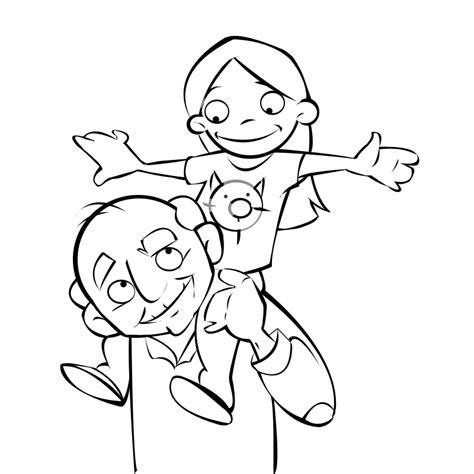 imagenes a lapiz para un amigo mas im 225 genes en blanco de abuelos para dibujar a l 225 piz