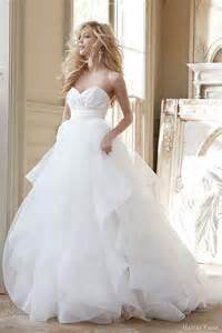 lovely wedding dresses hayley fall 2013 wedding dresses wedding inspirasi