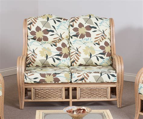 conservatory settees ohio conservatory cane furniture cane settee sofa ebay
