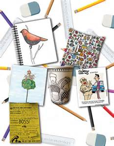 doodle stationery india drawing on humour