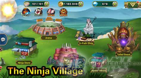 ninjutsu war ninja arena quick walkthrough  strategy guide  beginners urgametips