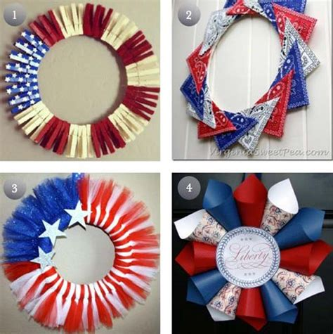 fourth of july diy 25 simple diy 4th of july crafts with tutorials amazing diy interior home design