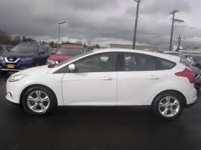 2014 Ford Focus For Sale 2014 Ford Focus Se For Sale In Tacoma Wa