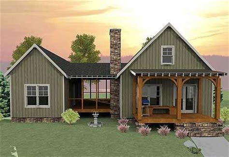 cabin floor plans with screened porch plan 92318mx 3 bedroom dog trot house plan house plans cabin and breezeway