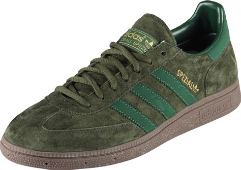 adidas spezial shoes olive green