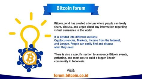 Bitcoin Forum | forum bitcoin co id media placement proposal