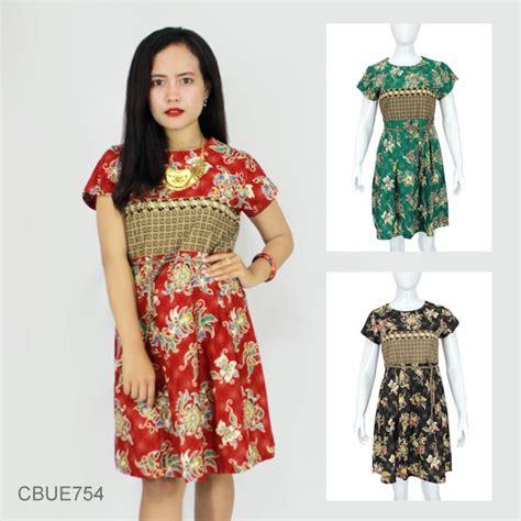 Dress Katun dress umaya katun motif bunga dress murah batikunik