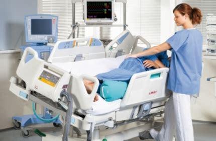 Stryker Medical Beds Linet Verdict Hospital
