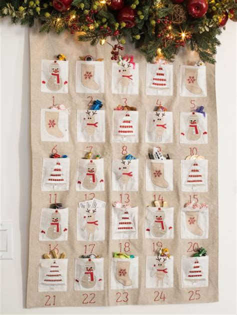 how to make your own advent calendar home dzine craft ideas make your own advent calendar