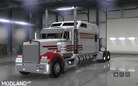 kenworth w900 kenworth w900 remix ats 1 5 mod for truck