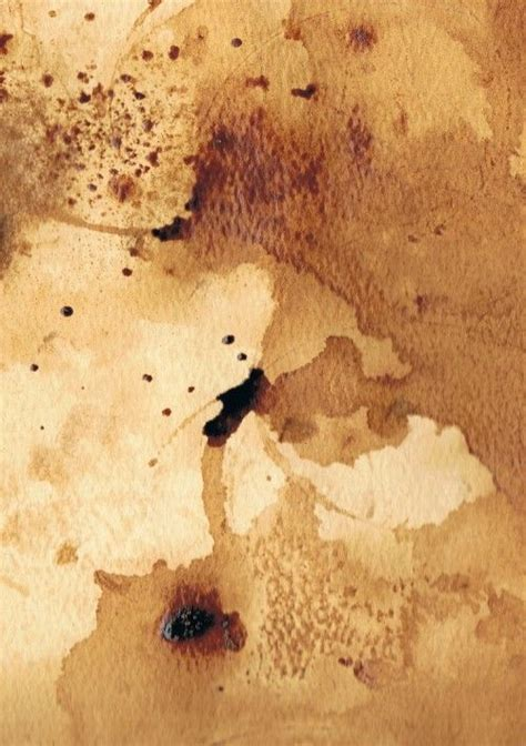 How To Make Coffee Stained Paper - 13 best images about stained paper on