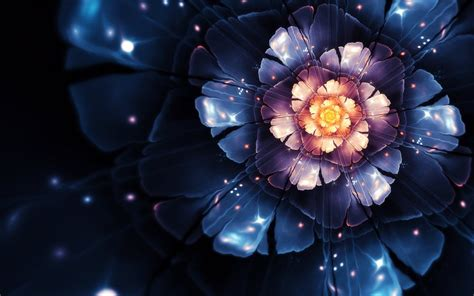 Best Colorful Flower 3d Design Wallpaper Colorful