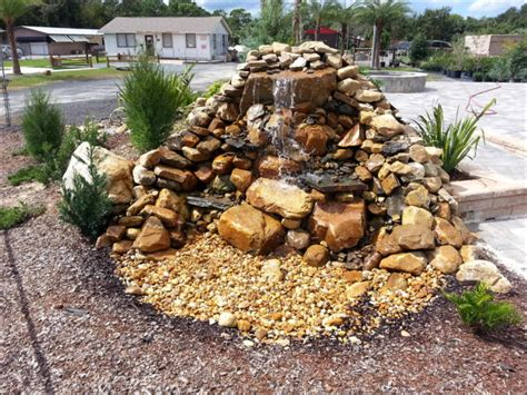 rock features in gardens water features for fountains waterfalls gardens pools