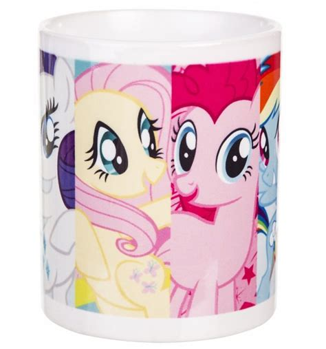 My Ponny Mug my pony friendship is magic panels mug