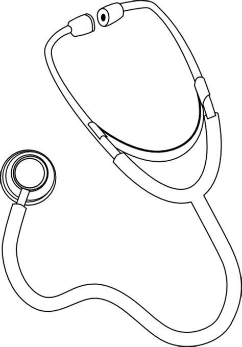 red stethoscope clip art at clker com vector clip art