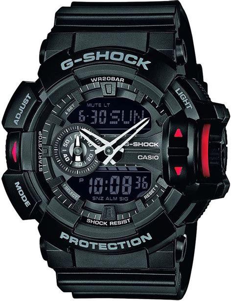 Casio G Shock Ga 400 Original Resmi 1 black g shock alarm chronograph ga 400 1ber rrp 163 120 ebay