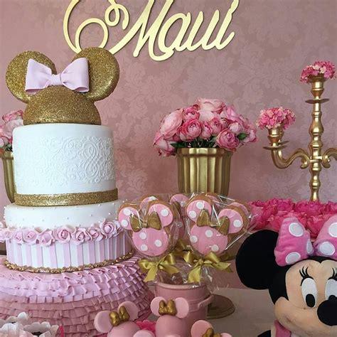 decoracion minnie de minnie mouse rosa 28 decoracion de fiestas