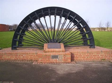 Pit On Wheels Shotton Colliery