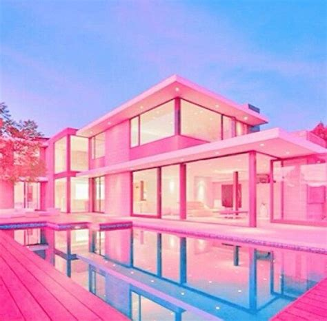 pink house designs pink mansion malibu life pinterest house design and mansions