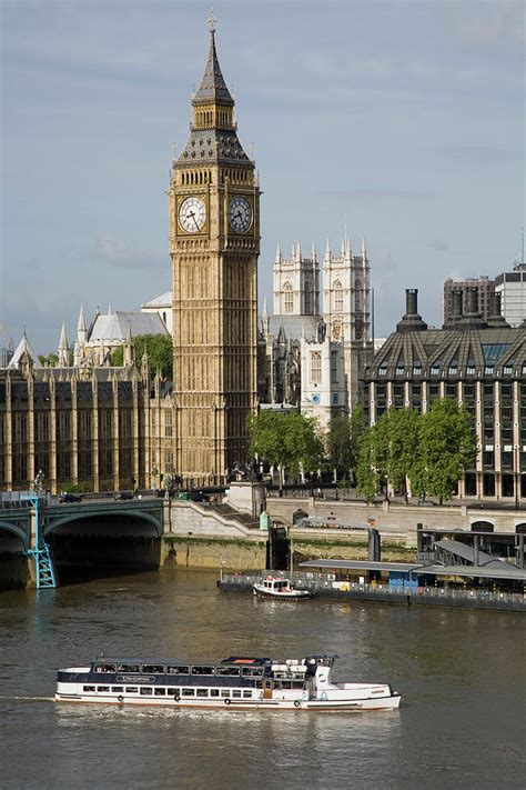 thames river london england england london big ben and thames river by jerry driendl