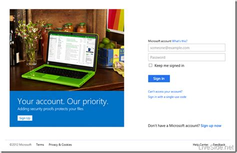 microsoft account login page updated with metro style wave microsoft hotmail is receiving a metro makeover and