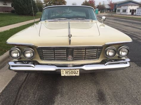 Cottage Grove Chrysler by 1963 Chrysler Imperial 4 Dr Hardtop 77k Ac All Power Restored