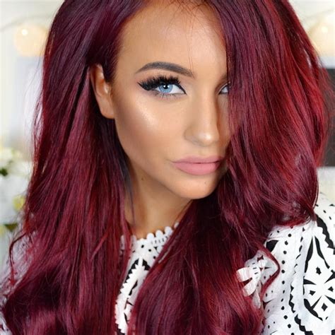 hair colors pictures vibrant hair color see this instagram photo by