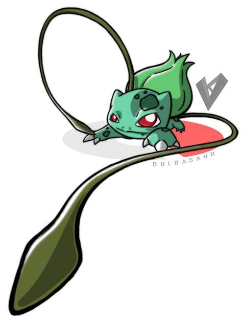 ivysaur vine whip by shinragod bulbasaur uses vine whip by en viious on deviantart